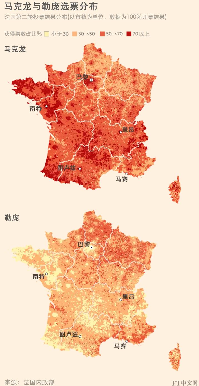 图解法国人如何选出这届总统?